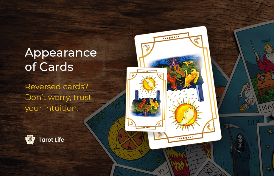 Appearance of Cards