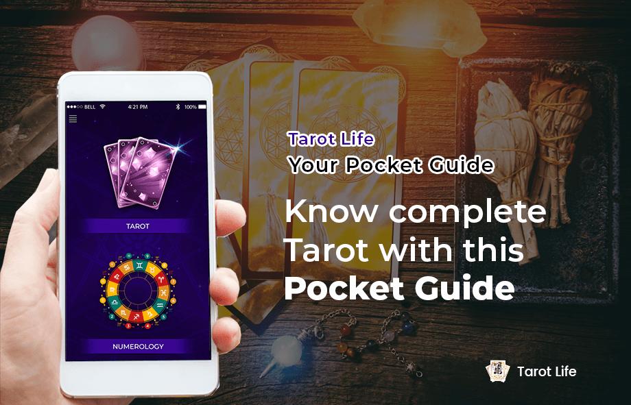 Tarot Life App for Android & iOS