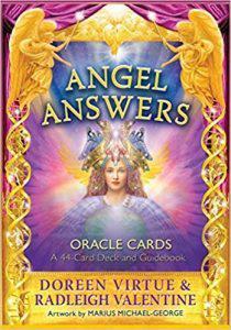 The Angel Oracle Tarot Deck
