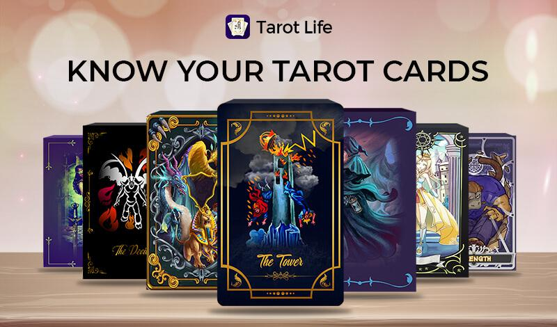 Different Types and Use of Tarot Cards