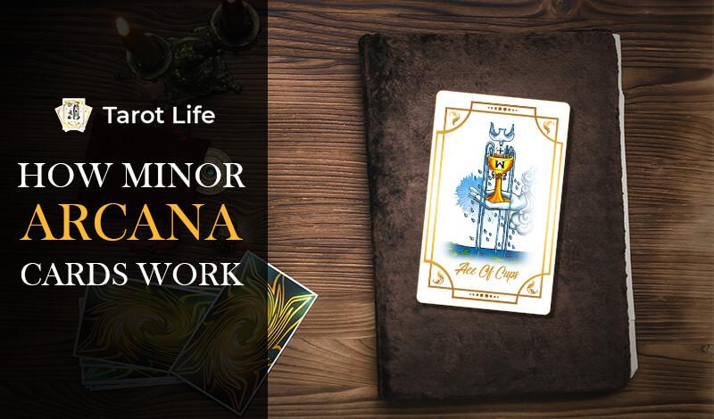 Minor Arcana Tarot Cards