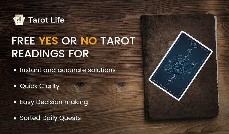 Yes or Not Tarot Card Reading