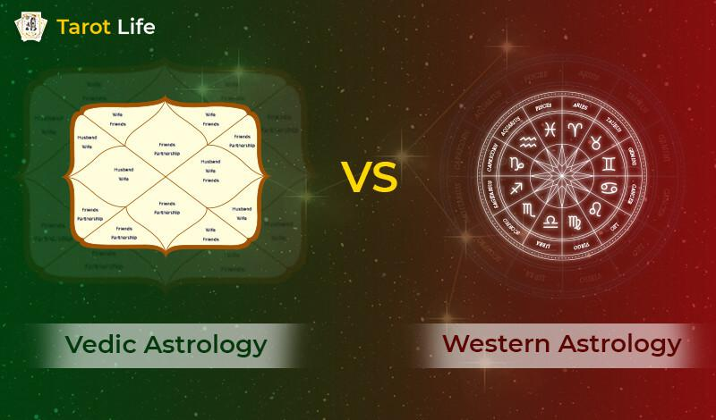 Differences Between Vedic and Western Astrology