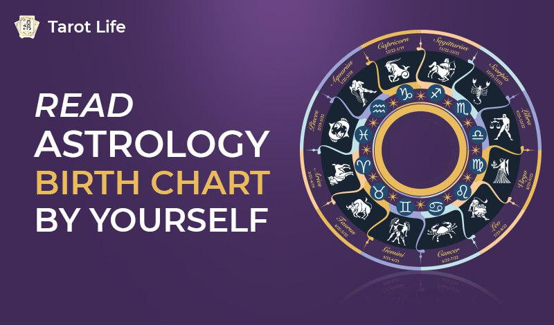 How To Read and Analyse The Astrology Birth Chart