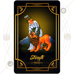 The Strength Tarot