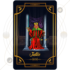 The Justice Tarot