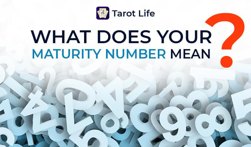 Definition and Calculation of Maturity Number in Numerology
