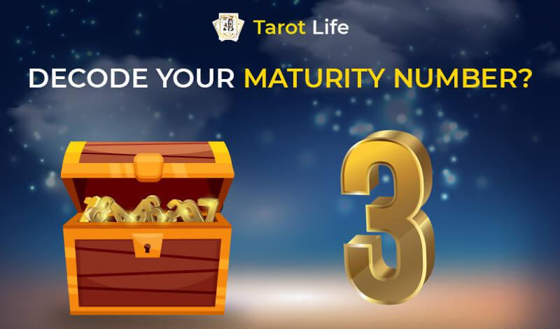 Steps To Calculate Your Maturity Number