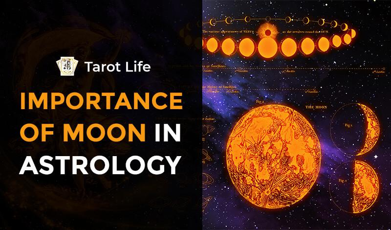 How the Moon sign impact your Horoscope