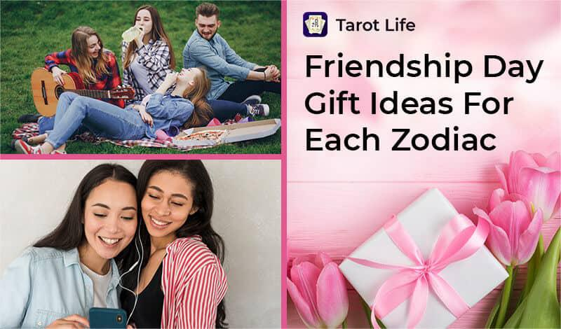 Last Minute Friendship Day Gift Ideas For Each Zodiac