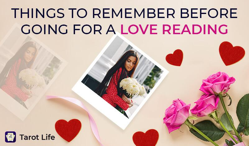 Things To Remember Before Going For A Love Reading