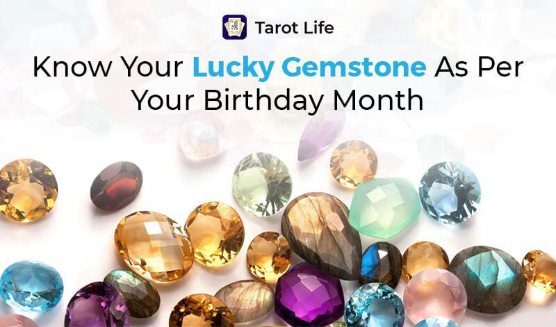 Know Your Lucky Gemstone As Per Your Birthday Month