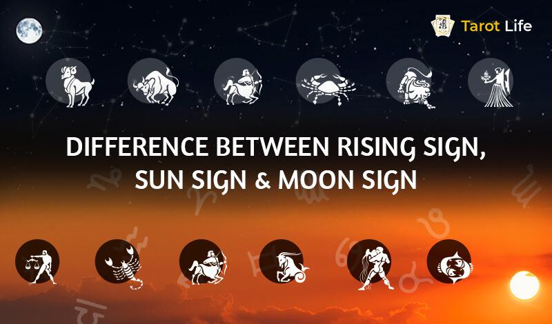 What S The Difference Between Rising Ascendant Sun Moon Sign