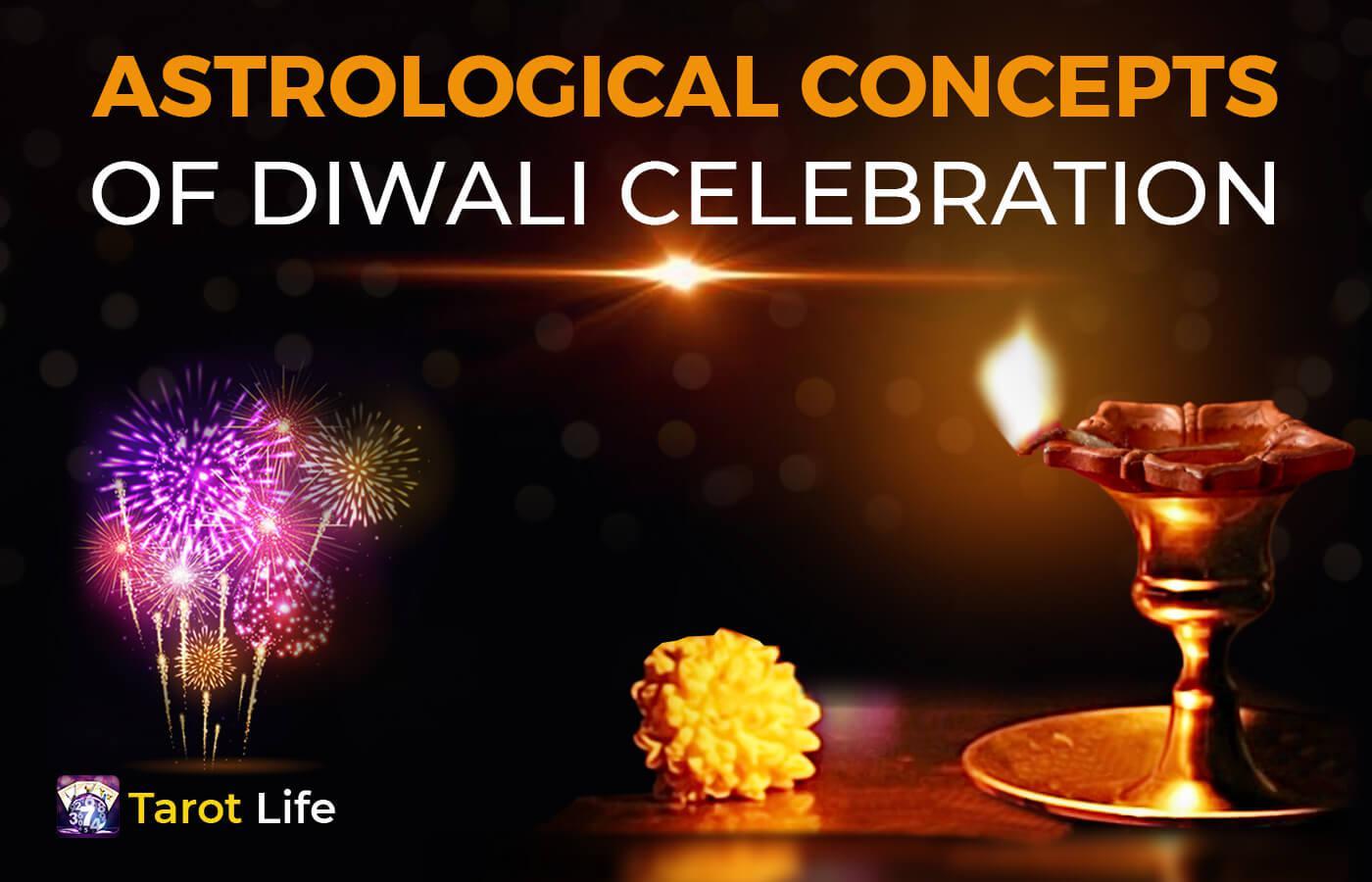 Astrological concepts of Diwali celebration
