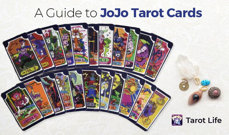 A Guide to JoJo tarot cards
