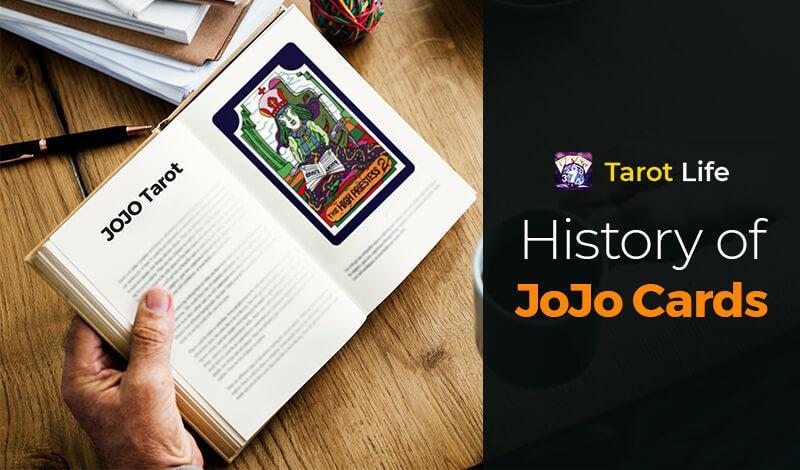 History of JoJo Cards