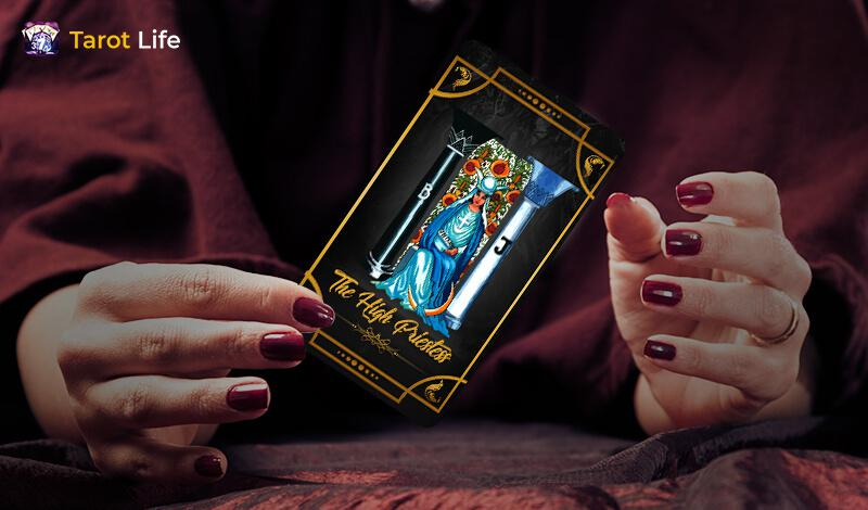 The High Priestess Upright Tarot Meaning Guide