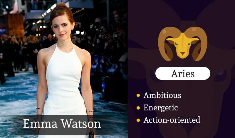 Zodiac Fashion Personality Aries