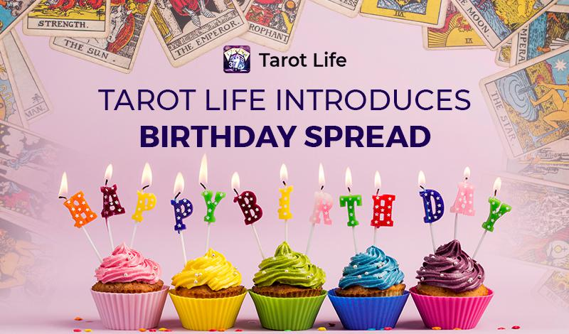 Tarot Life Introduces Birthday Spread