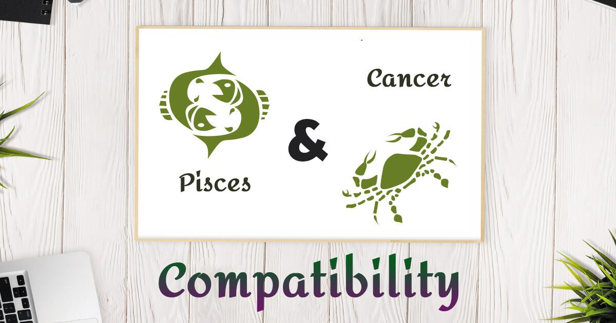 Pisces-Cancer Compatibility In Love, Sentiments, Sex -5122