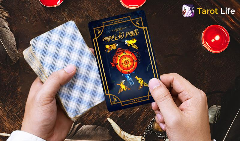 The Wheel Of Fortune Tarot Card Meaning – Upright and Reversed