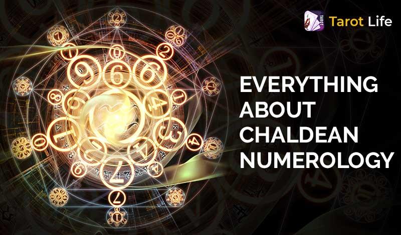 Chaldean Numerology Number